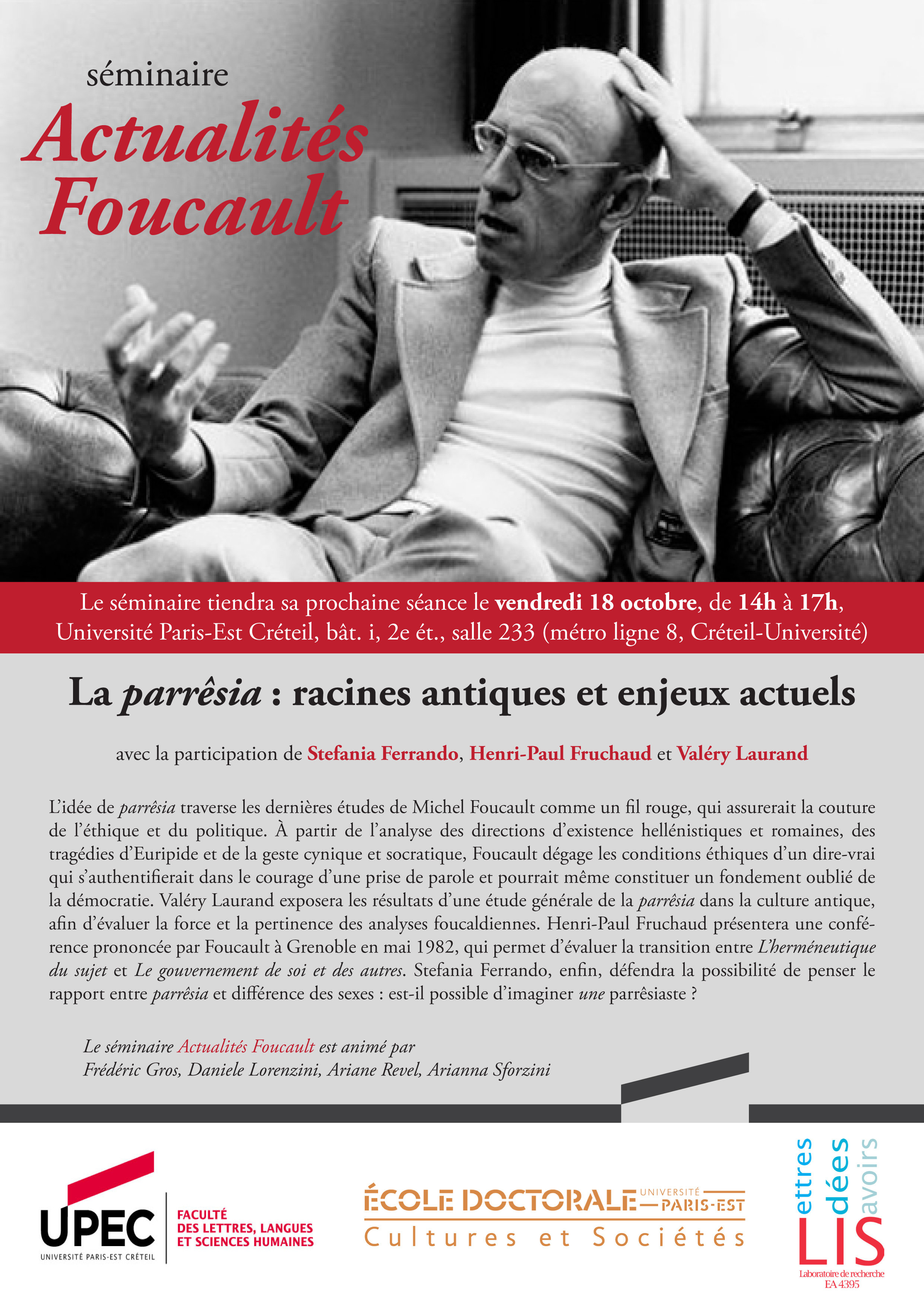 the foucault effect essays on governmentality Educ pesqui, são paulo, v 39, n 4, p 1067-1087, out/dez 2013 1067 a brief genealogy of governmentality studies: the foucault effect and its developments an.