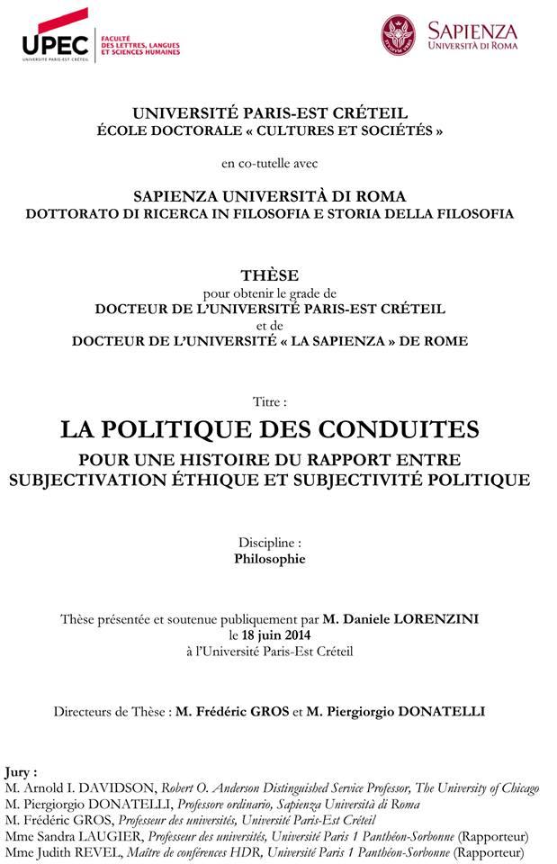 dissertation science et ethique C'est parce que la technique comme application de la science a mis en  dans  ces pages jacques monod s'efforce de déduire une éthique de la science.