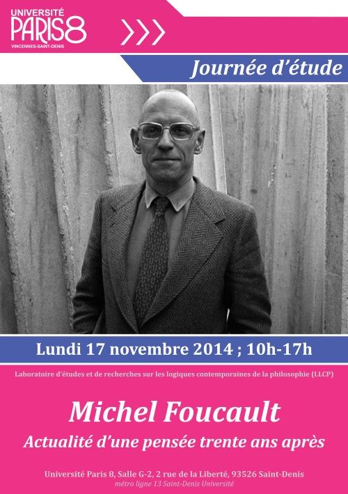 Journée Foucault Paris 8 (1)