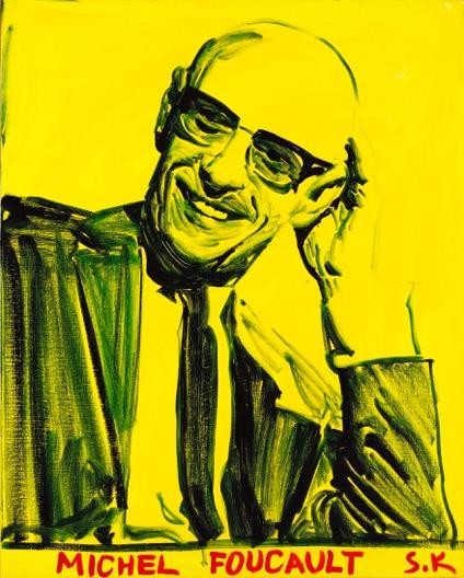 Sam Kaprielov, Foucault 2016