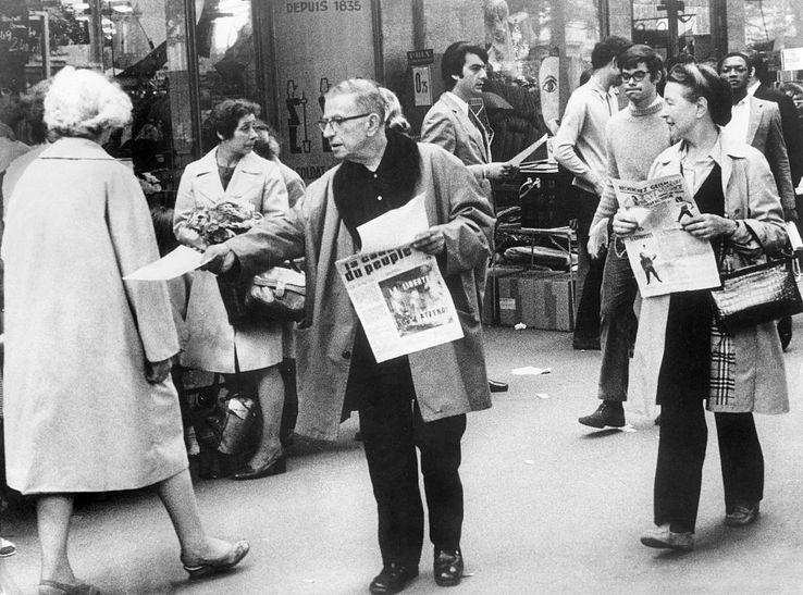 68, année philosophique ? (1/4) : Deleuze, Foucault, Derrida