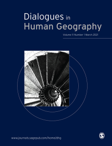 Stuart Elden, 'Terrain, Politics, History' – Dialogues in Human Geography article with responses from Gastón Gordillo, Kimberley Peters and Deborah P. Dixon (and more to come)
